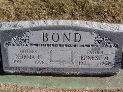 Ernest Myron Bond