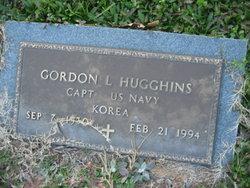 Gordon Leonard Hugghins
