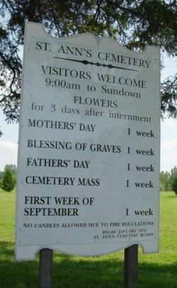 Saint Ann's Cemetery
