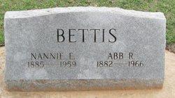 Abb Rufus Bettis