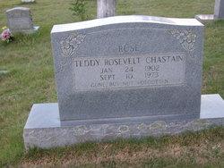 Teddy Roosevelt Chastain
