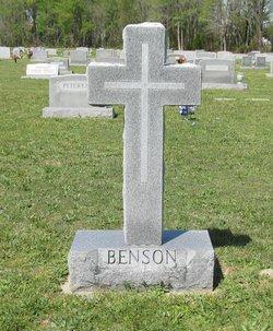 Rosalie Healy <i>Hooper</i> Benson