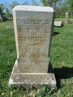 Allie May Garriott