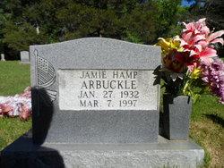 Jamie Hamp Arbuckle