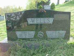 Ivy M <i>King</i> Wells