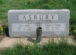 Ila Mae <i>Kester</i> Asbury