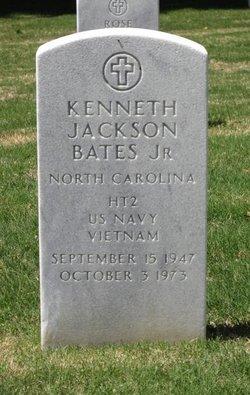 Kenneth Jackson Bates, Jr