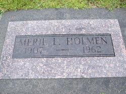 Meril L Holmen