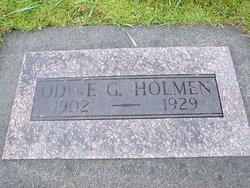 Odine Garfield Holmen