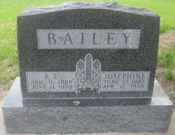 Alfred C. Bailey
