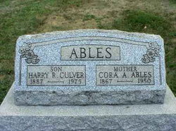 Harry R Ables
