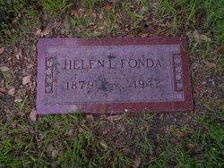 Helen <i>Lister</i> Fonda