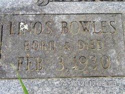 Linos Bowles