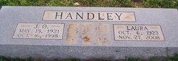 R. E. Laura <i>Alldredge</i> Handley