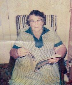 Eula Evelyn Mayna <i>Baylis</i> Williamson