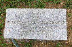 William R Beamesderfer