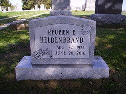 Reuben E Heldenbrand