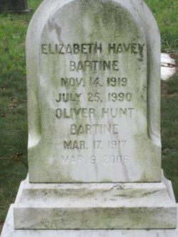 Elizabeth <i>Havey</i> Bartine