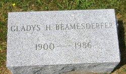 Gladys <i>Hower</i> Beamesderfer