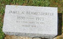 James A Beamesderfer
