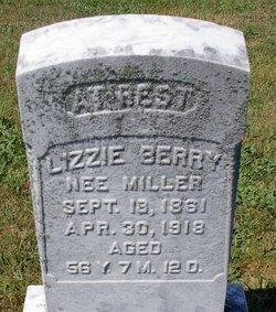 Lizzie <i>Miller</i> Berry
