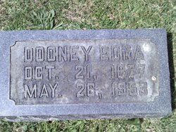 Dooney Edna <i>Furr</i> Bowman