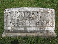 Linnie Lee Opal <i>Morris</i> Stewart