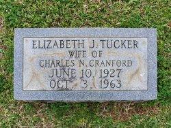 Elizabeth Jane Libby <i>Tucker</i> Cranford