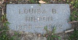 Louisa <i>Bohrer</i> Hilton