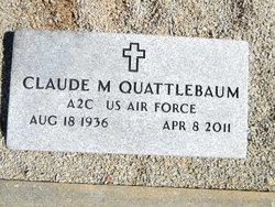 Claude Marshall Quattlebaum