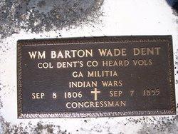William Barton Wade Dent