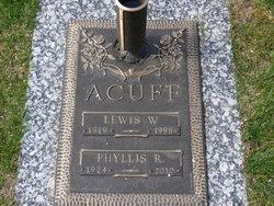 Phyllis Rae <i>Hodson</i> Acuff