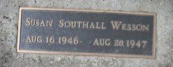 Susan <i>Southall</i> Wesson