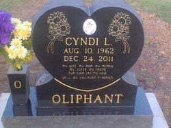 Cynthia L. Cyndi <i>Vanhoutean</i> Oliphant