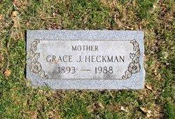 Grace J. <i>Staudt</i> Heckman