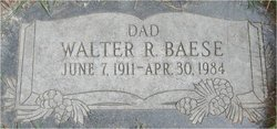 Walter Richard Dutch Baese