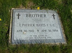 Br I. Patrick Hayes