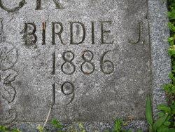 Birdie Janet Craddock