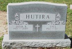 Delia B <i>Berger</i> Hutira