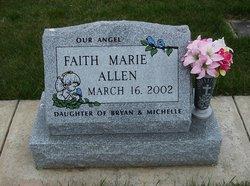 Faith Marie Allen