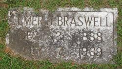 Elmer J Braswell