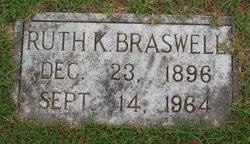 Ruth <i>Keith</i> Braswell
