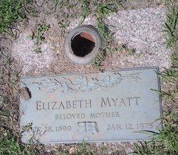 Elizabeth Mary <i>Ellsworth</i> Myatt