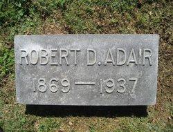 Robert D Adair