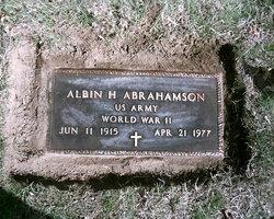 Albin H. Abrahamson
