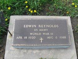 Edwin Reynolds