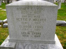 Rodney E. Lyons