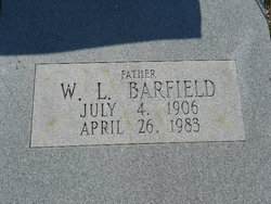 Wesley Lee W.L. Barfield