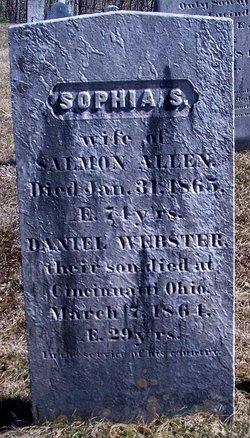 Daniel Webster Allen