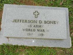 Jefferson David Boney